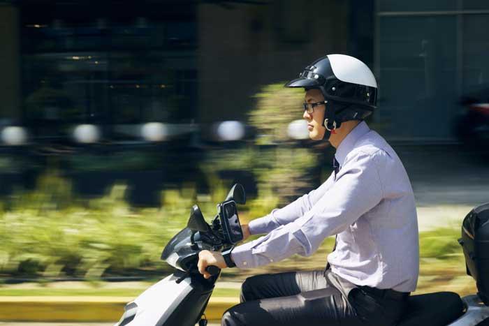 caschi scooter migliori