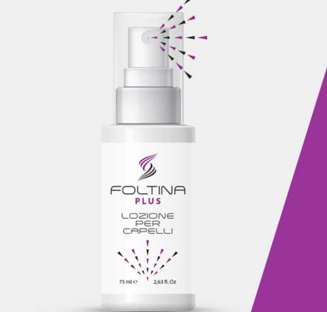 Foltina Plus spray anticaduta