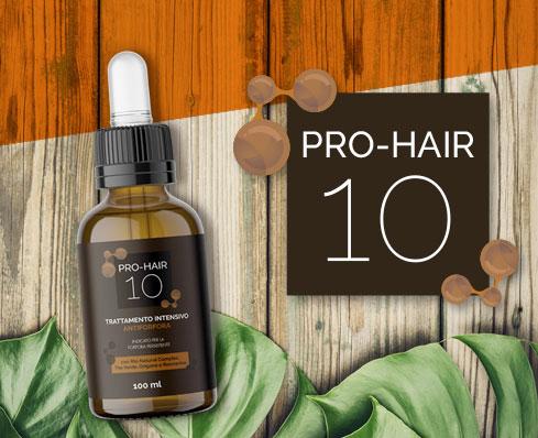 pro hair 10 lozione antiforfora
