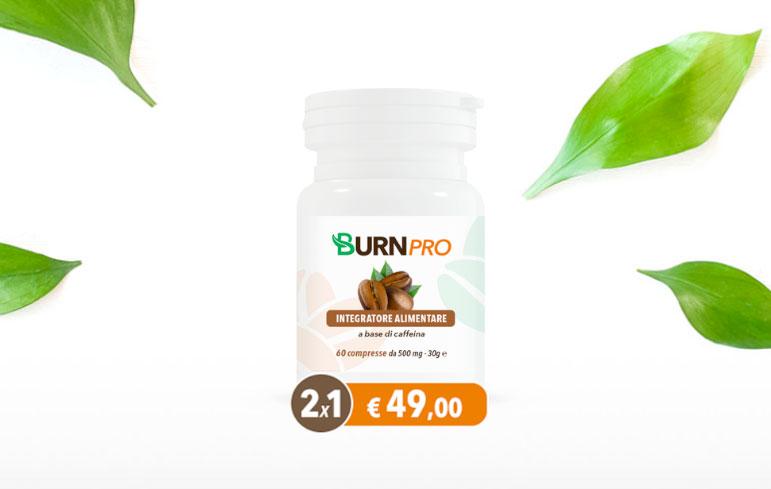 BurnPro dimagrante al caffè