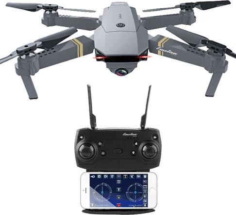 x tactical drone caratteristiche
