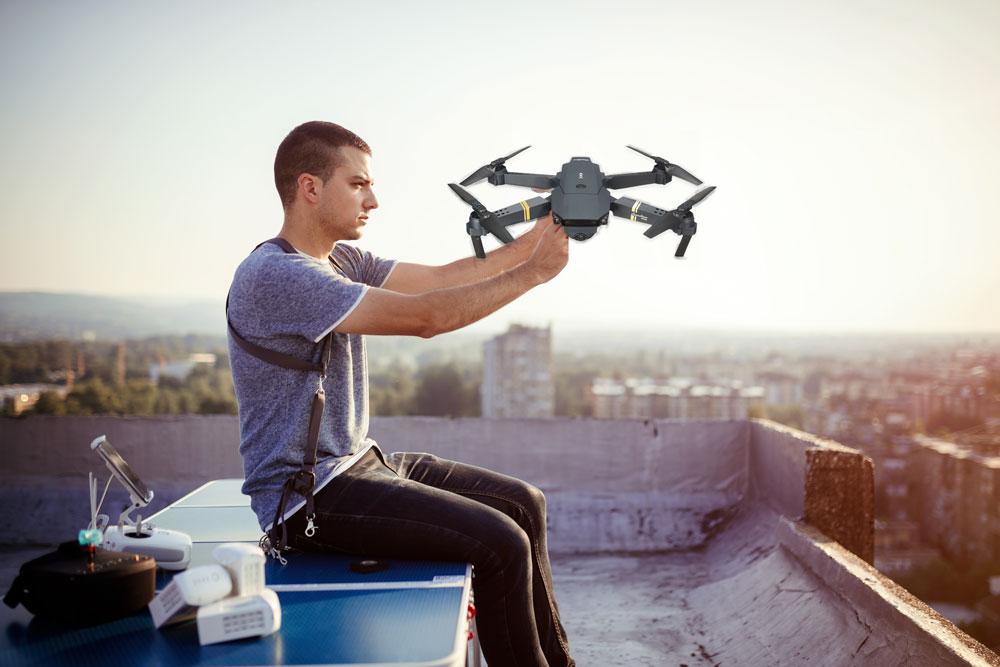 recensione xtactical drone