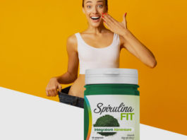 spirulina fit integratore anti adipe