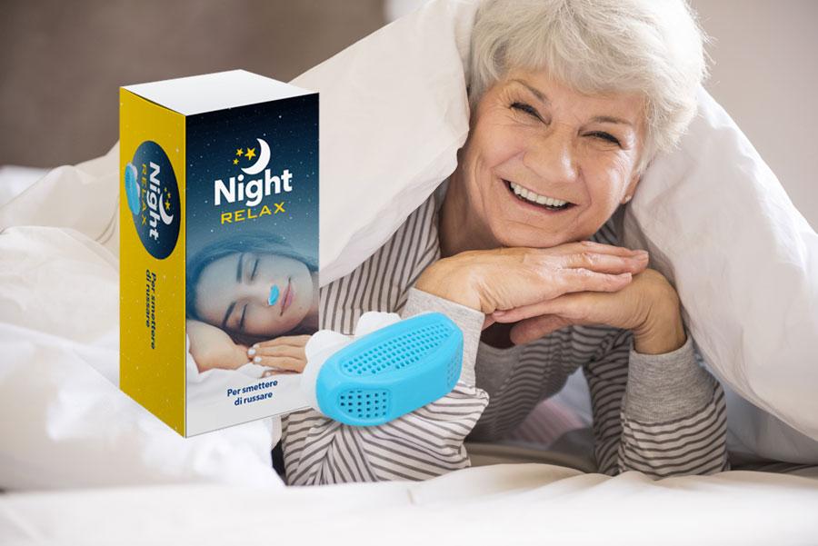 nightrelax dilatatore nasale per non russare
