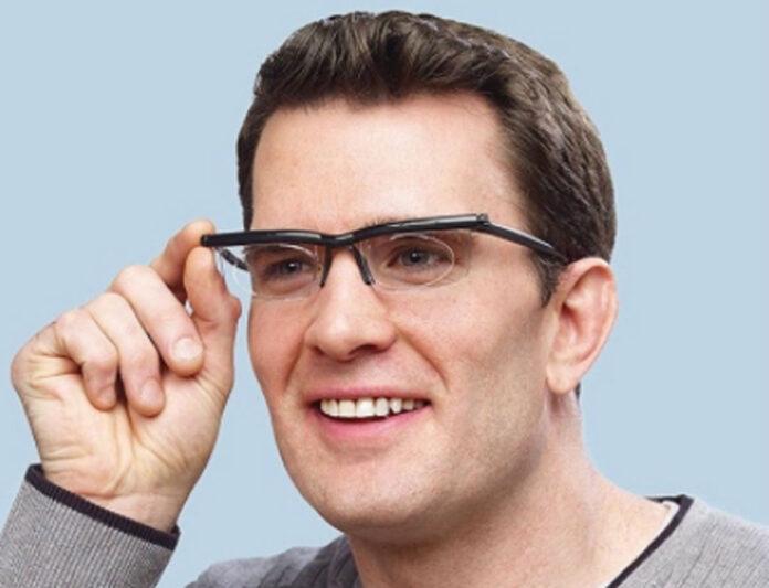 perfect vision occhiali regolabili