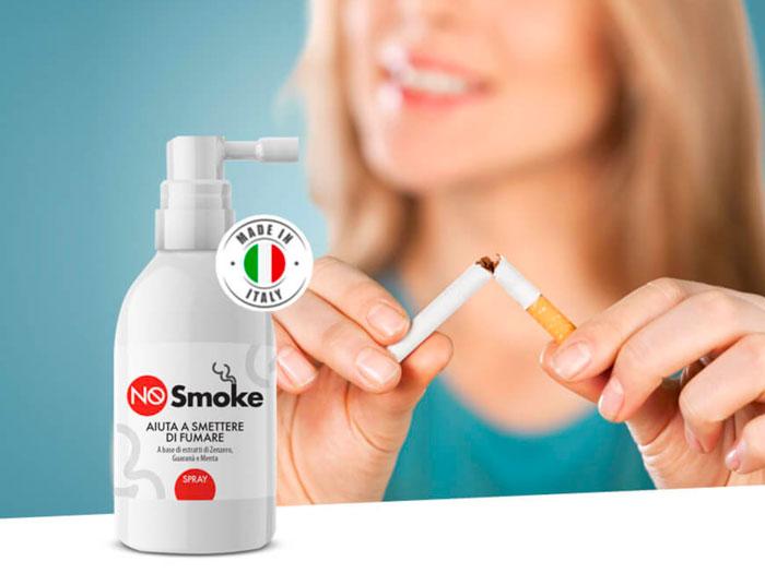 no smoke spray